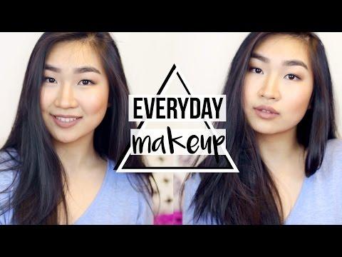 Everyday Makeup Routine / Tutorial | JENerationDIY