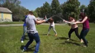 клип из видеофильма Прощай школа выпускной класс