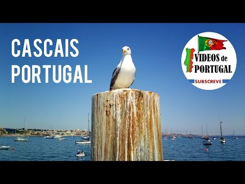 Cascais, Portugal - Baía de Cascais - Videos Portugal