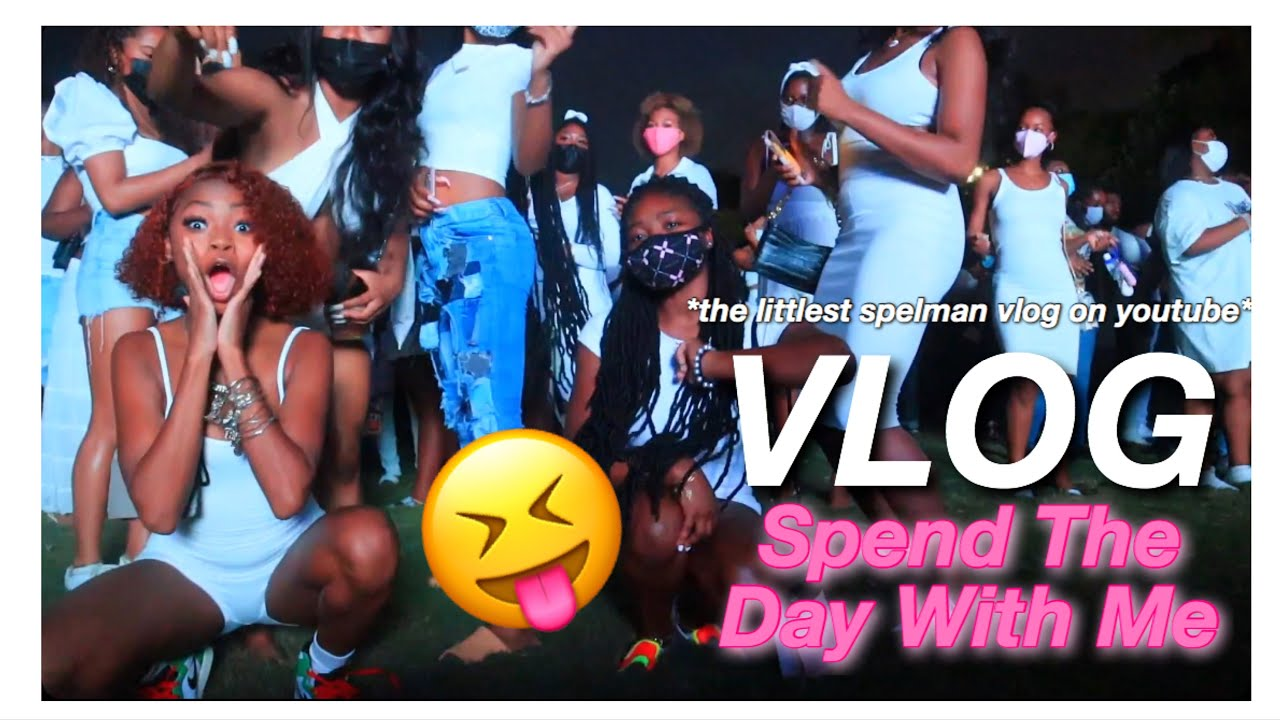 VLOG// COLLEGE Party EDITION *lit*