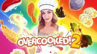 HWSQ #191 - JETZT WIRD GEKOCHT ● Let's Play Overcooked 2