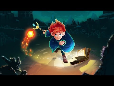 Mages of Mystralia - Gorgeous New Magicka Meets Spell Crafting Game!