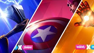 Thanos Is Back || Fortnite x Avengers || Code JRG