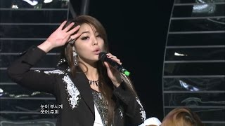 【TVPP】Ailee - I will show you, 에일리 - 보여 줄게 @ Comeback Stage, Show Music core Live