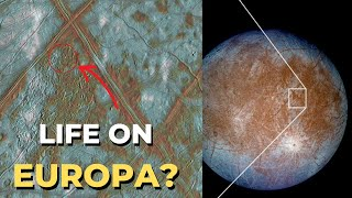 Is there life on Europa?