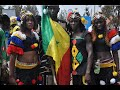 FESPAD 2016 CARNIVAL LIGHTS UP KIGALI!