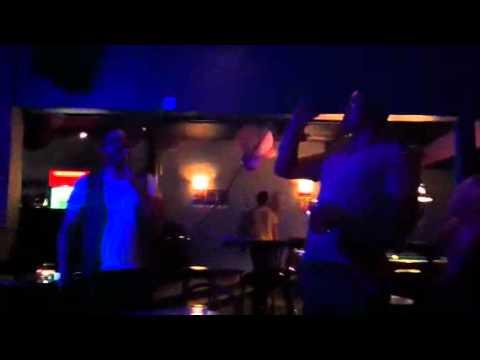 Edmonton Pride 2011 (Karaoke at Junction)  Part 2