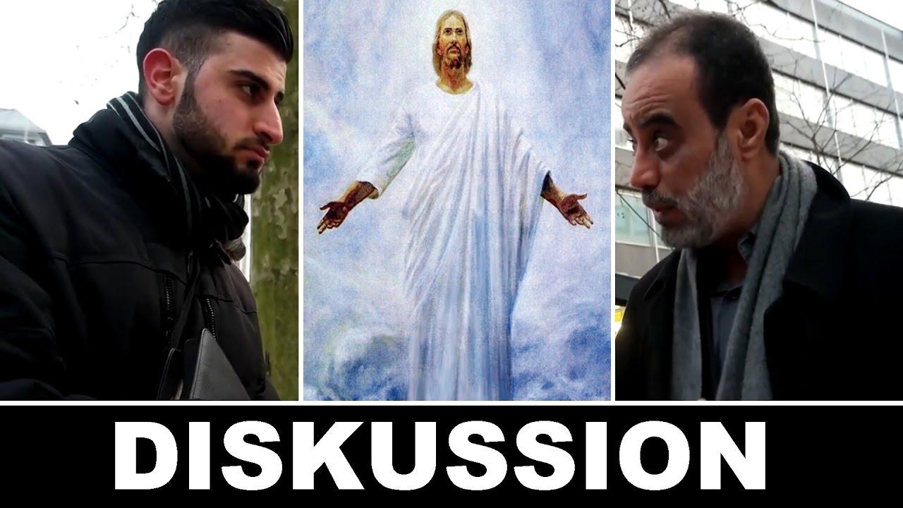 diskussion zwischen jesus nachfolger und ibrahim abu nagi - die, Einladung