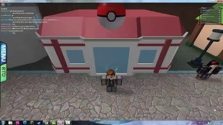 Pokemon Brick Bronze Roblox - How to Find Secret Room TM