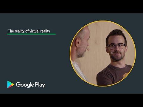 The reality of virtual reality - Playtime San Francisco 2017