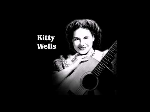 Kitty Wells - Open Up Your Heart (And Let The Sunshine In)
