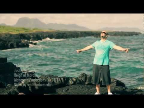 JUSTIN WELLINGTON   ISLAND GIRL Official video
