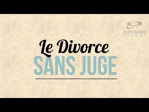 Comment se passe le divorce sans juge ?