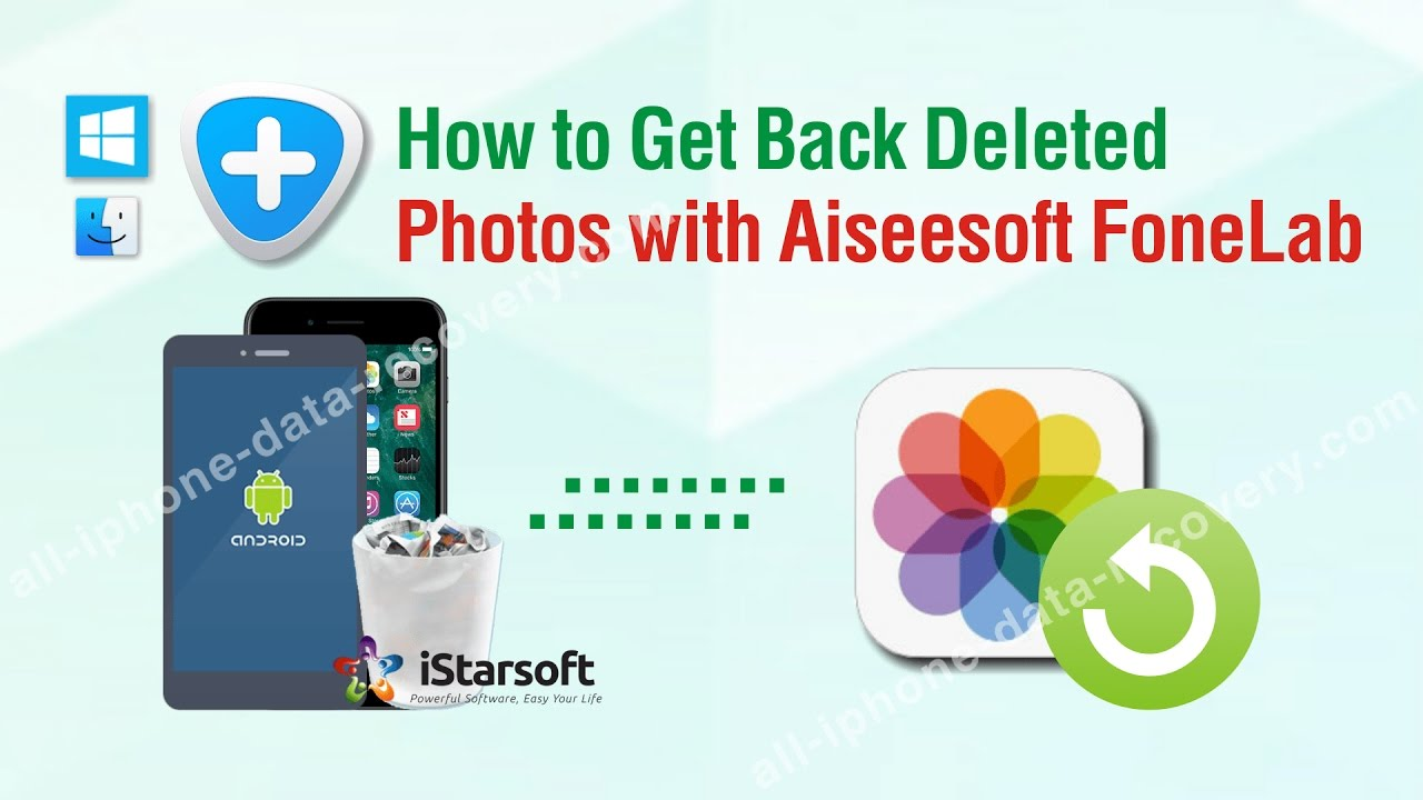 how to bring back deleted photos