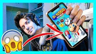 NUEVO JUEGO DE NINTENDO PARA EL TELÉFONO!? Así es Doctor Mario World!