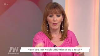Kacey Ainsworth Felt Shamed for Being Thin | Loose Women