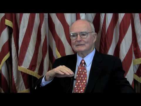William Ruckelshaus on President Nixon's Environmental Policies