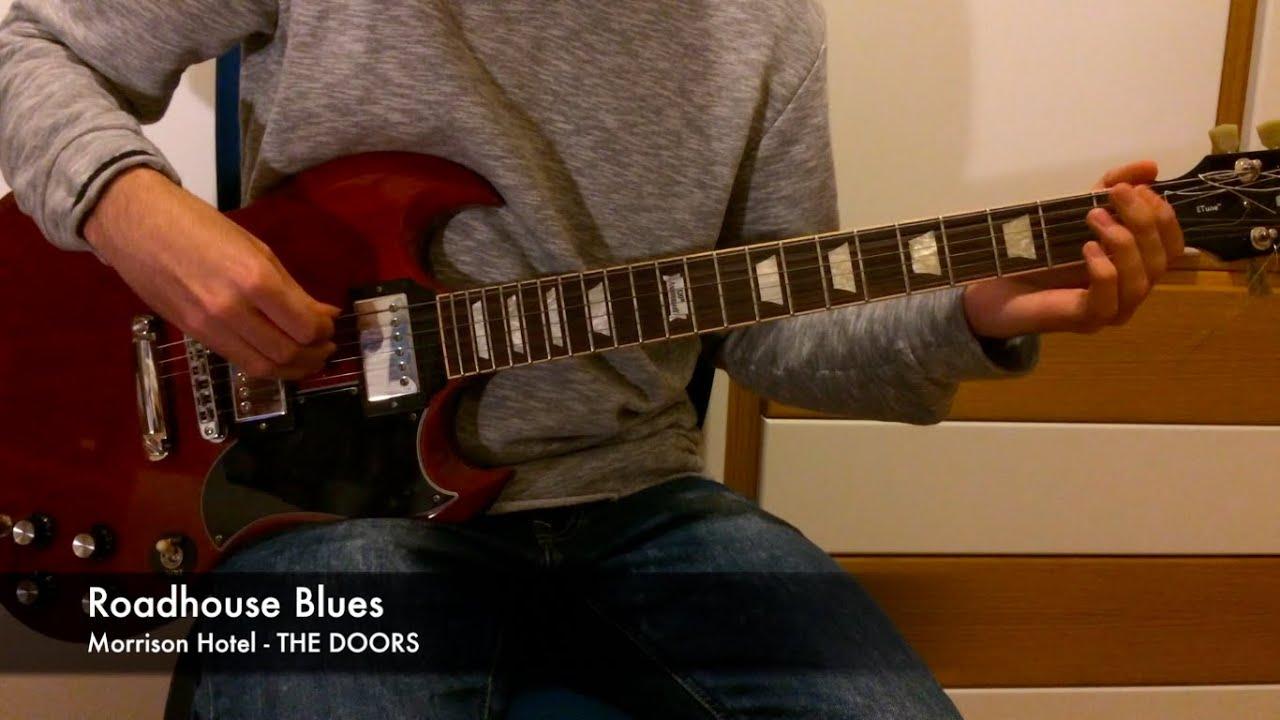Roadhouse Blues - Guitar Tutorial