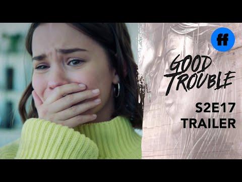 Good Trouble   Season 2, Episode 17 Trailer   Is Callie In Danger?   Freeform