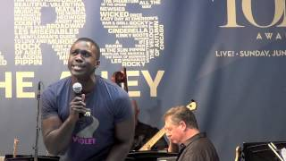 Joshua Henry~ Let It Sing