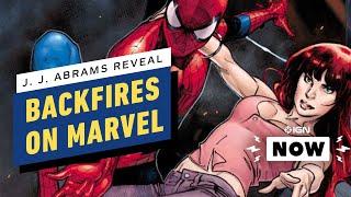 Marvel's J.J. Abrams Spider-Man Reveal Backfires - IGN Now