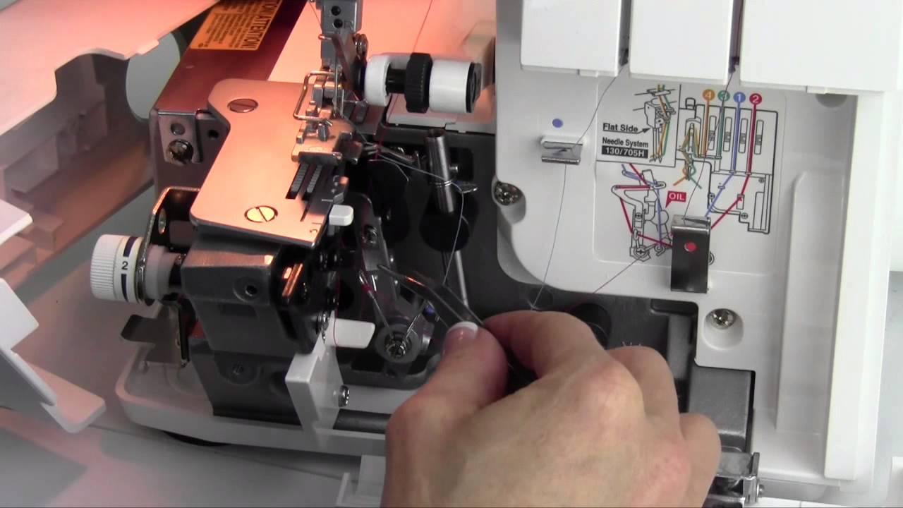 medium resolution of bernina 700d serger 4 threading