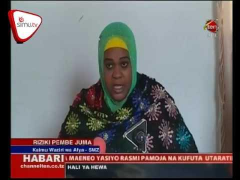 Zanzibar Yapiga Ulaji Wa Vyakula Hadharani