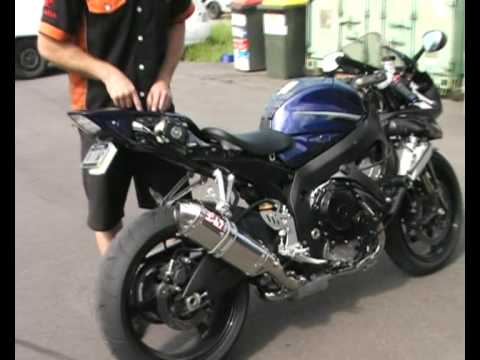 suzuki gsxr 750 k7 k6 before after yoshimura full system. Black Bedroom Furniture Sets. Home Design Ideas