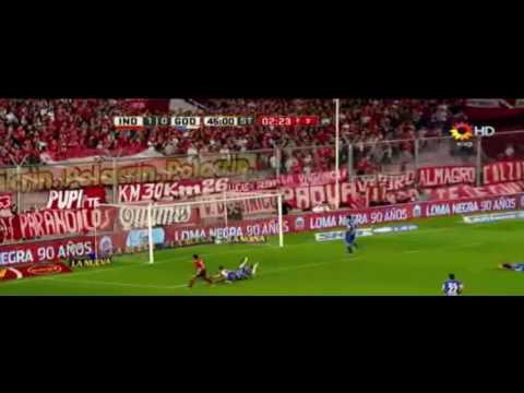 Godoy Cruz perdió con el Rojo y terminó caliente con el árbitro