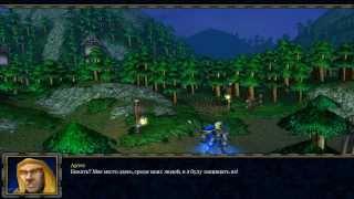 История Warcraft Серия № 1-2 - Падение Лордерона (История Альянса - Кампания)