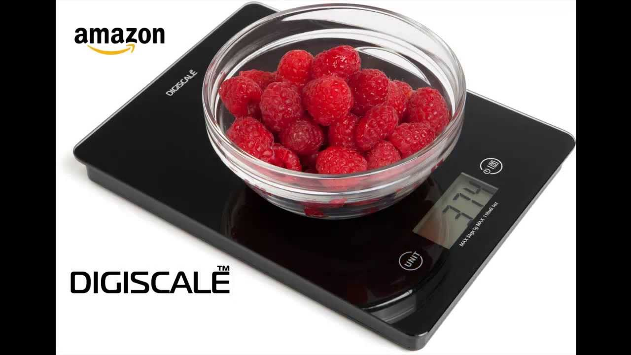 best small kitchen scale in class measuring ounces and grams digital kitchen scale product review youtube