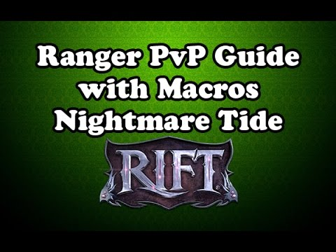 Rift   Ranger Build
