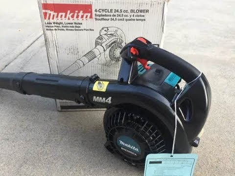 Makita blower 4 cycl easy start out of box setup first start makita blower 4 cycl easy start out of box setup first start publicscrutiny Gallery