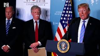 Trump torpedoes G7 united front as summit ends