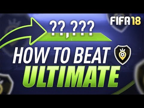 HOW TO BEAT ULTIMATE SQUAD BATTLES! - FIFA 18 Ultimate Team