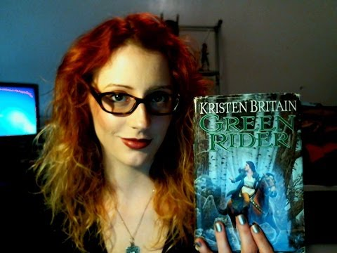 """""""Story Time with Abby"""" Kristen Britain's """"The Green Rider"""""""
