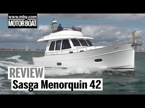 Sasga Menorquin 42 | Review | Motor Boat & Yachting