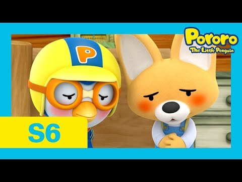 Pororo Season 6 | #21 Let's Go See The Shooting Stars! | Tell me your wish