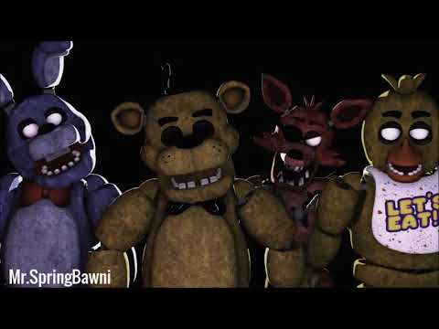 [C4D/FNAF] We re all to blame (Song By Sum 41)
