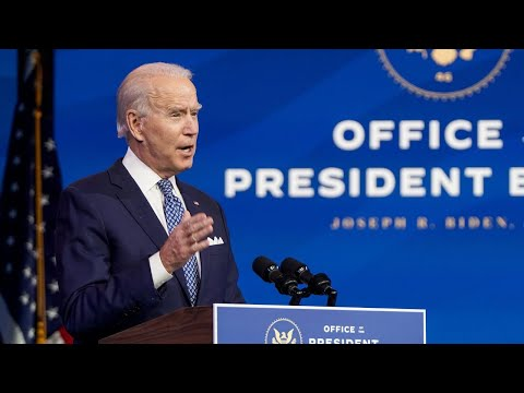 Live: Biden Introduces Members of his Science Team | NBC News