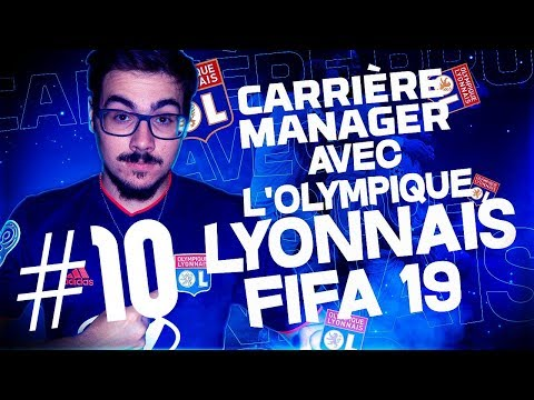 carriere manager fifa 19