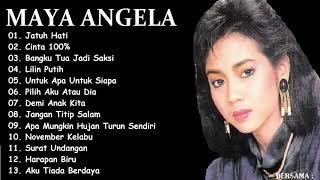 Gambar cover LAGU-LAGU TERBAIK MAYA ANGELA