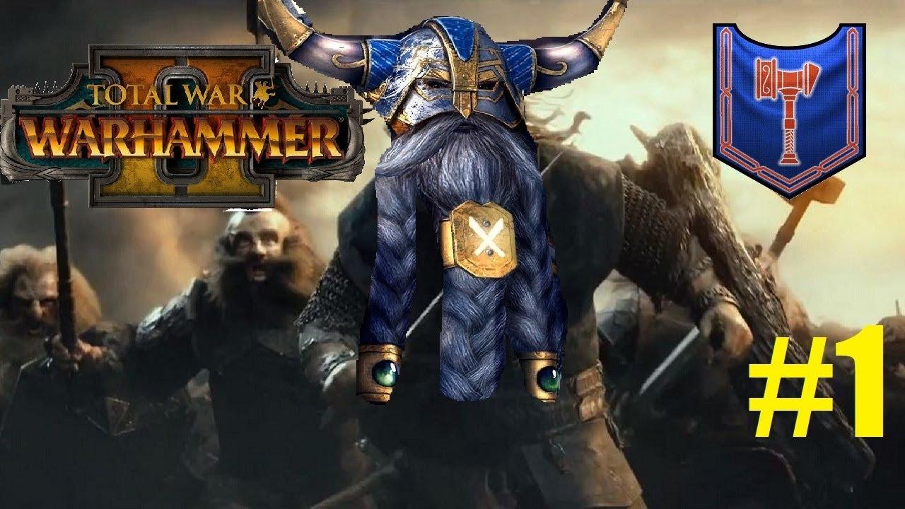 Fabulous The Quest Begins | Belegar Ironhammer Campaign #1 - Total War  EW17