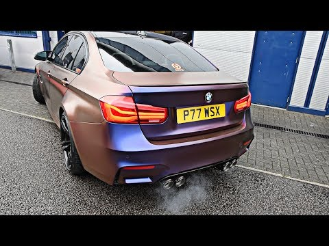 My BMW M3 Gets a NEW Exhaust System...AGAIN!!