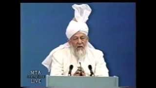 Friday Sermon 27 June 1997