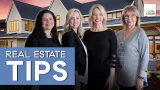 Transforming your home to get top dollar with the Cole Team