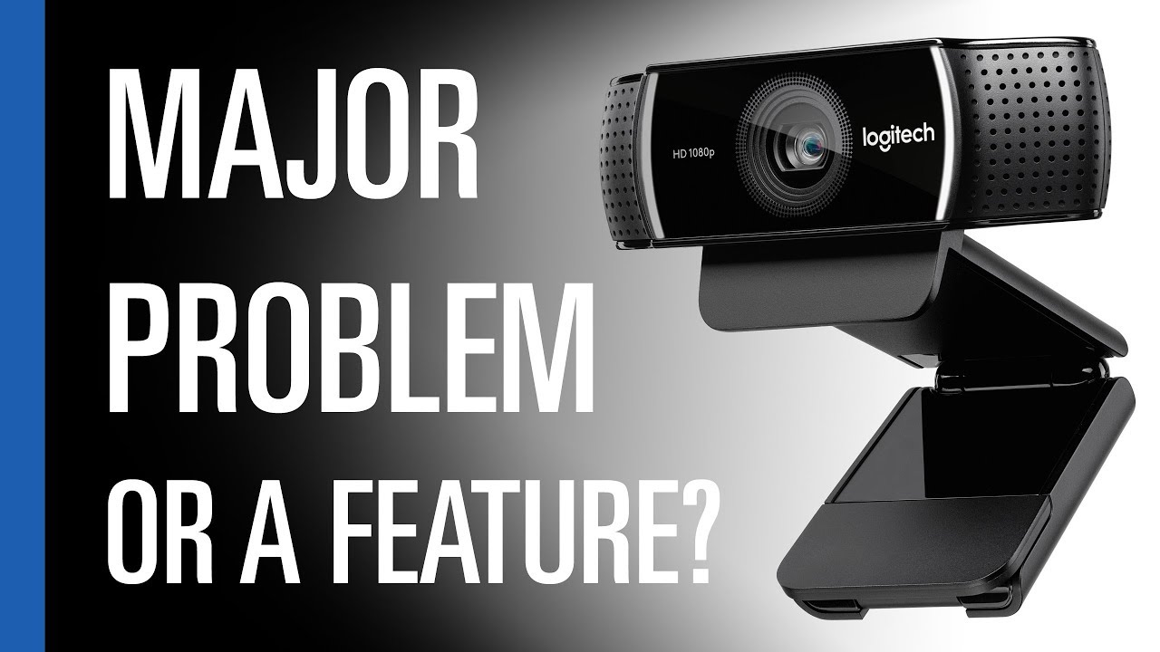81058d21c66 Logitech C922 Webcam Review...Recorded on the C922 - YouTube