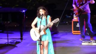 Katie Melua - Nine Million Bicycles (Live Teatre Grec, Barcelona)