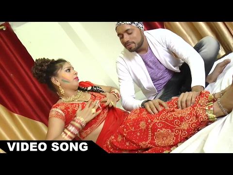 HD Holi - Pushpa Rana - Lahiha Fagun Mai Gawaiya Ae Balam - Bhojpuri New Hot Song 2017