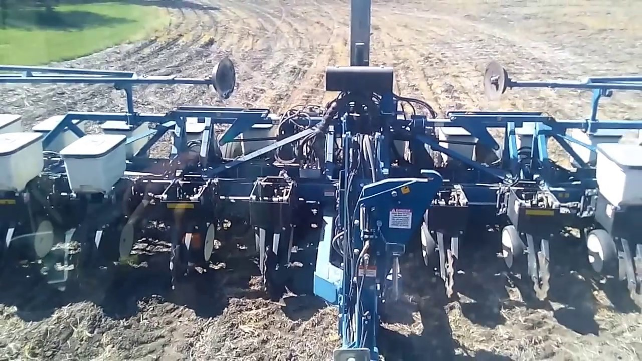 3600 Kinze Planter Lifting And Lowering Youtube